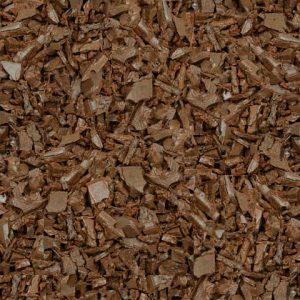 Cedar Red Rubber Mulch