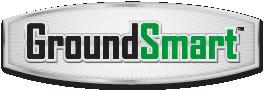 GroundSmart Rubber Mulch Sticky Logo Retina
