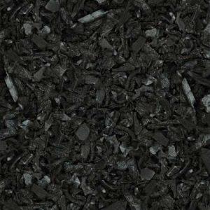 Espresso Black Rubber Mulch