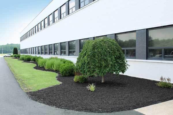 bulk rubber mulch for landscapes edging