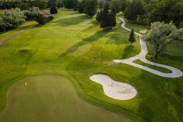 golf course bulk rubber mulch