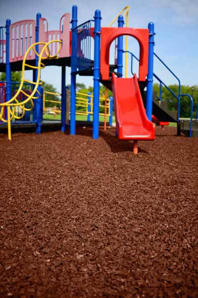 Playground Rubber Mulch Groundsmart