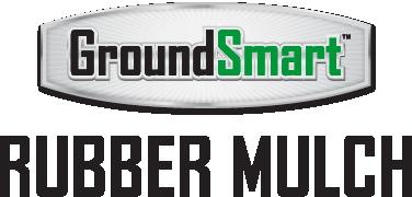 GroundSmart Rubber Mulch Retina Logo