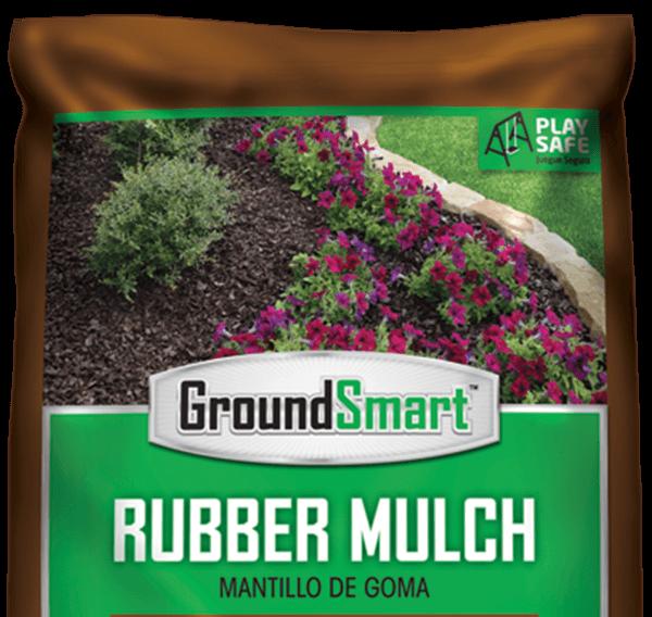 Mocha Brown Rubber Mulch