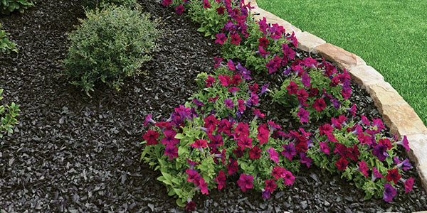 Landscape Rubber Mulch Perfect For Residential Or Commercial